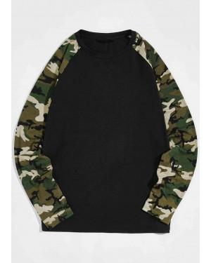 Baseball-Cotton-Jersey-Casual-Men-Patch-Detail-Camo-Raglan-Sleeve-T-Shirt-TS-1208-20-(1)