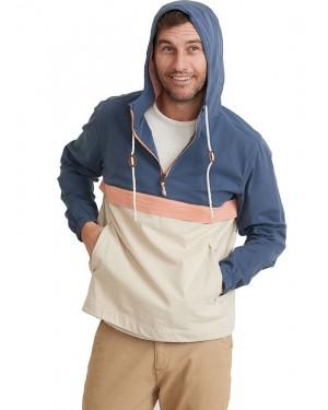 Color-Block-High-Quality-Mens-Half-Zipper-Hoodie-Supplier-TS-1329-21-(1)