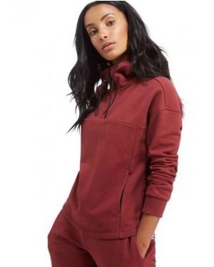 Custom Half Zipper Pullover Pockets Hoodie TS-2862-20