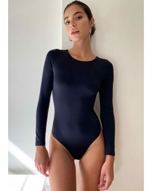 Long Sleeves Women Sexy Bodysuit TS-1418-21 (1)