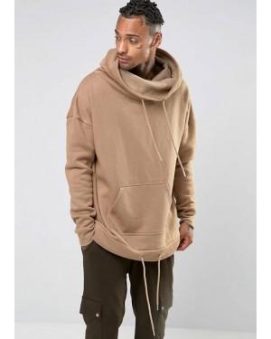 Oversized-Customizable-Sweatshirt-With-Cowel-Neck-Drawstring-Hoodie-TS-1216-20-(1)