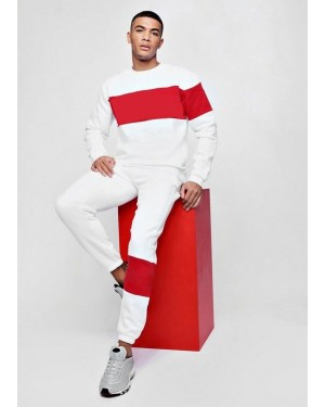Red-&-White-Letter-Printed-Sport-Contrast-Panel-Tracksuit-Manufacturer-&-Suppliers-TS-1167-20-(1)