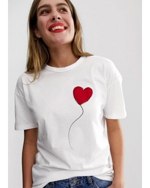 Relaxed-fit-with-Heart-Balloon-Print-Wholesale-High-Quality-T-Shirt-TS-1342-21-(1)