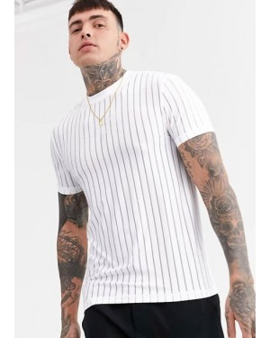 Skinny-T-Shirt-with-Chest-Print-in-Mesh-Stripe-TS-1397-21-(1)