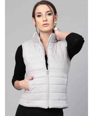 Sleeveless-Grey-Solid-Lightweight-Trendy-Padded-Jacket-TS-1572-21-(1)