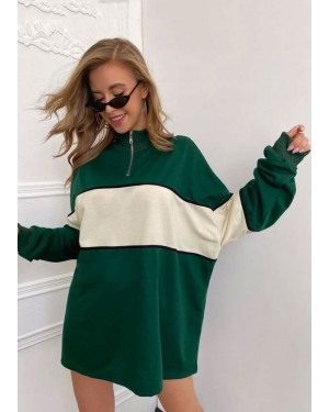 Wholesale-Fashionable-Contrast-Panel-Drop-Shoulder-Oversized-Sweatshirt-TS-1124-20-(1)