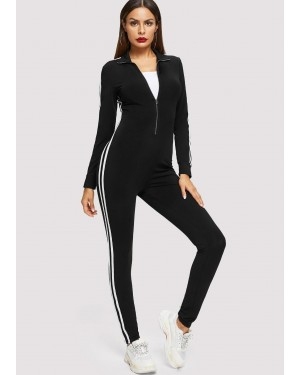 Zip-Up-Custom-Wholesale-Collar-Striped-Jumpsuit-Cuctom-Your-Own-Logo-TS-1089-20-(1)