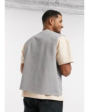 Brand-Your-Own-Customization--Design-Utility-Jacket-Pocket-Gilet-in-Pale-Grey-TS-1266-21-(1)