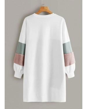 Letter-Print-Teddy-Cuff-Color-Block-Dip-Hem-Pullover-Sweatshirt-Best-Manufacturers-TS-1132-20-(1)