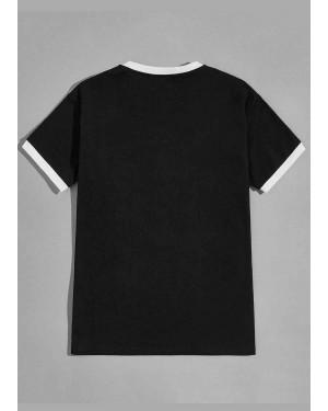 Most-Popular-Men-Diamond-Print-Letter-Tape-T-Shirt-White-Rib-On-Neck-&-Sleeve-TS-1188-20-(1)