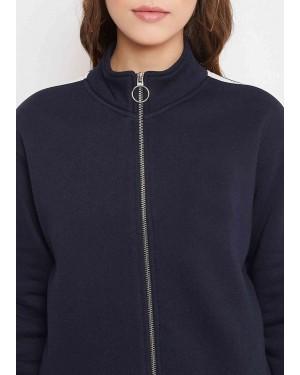 Navy-Blue-&-White-Colourblocked-Fashionable-Sporty-Jacket-TS-1545-21-(1)