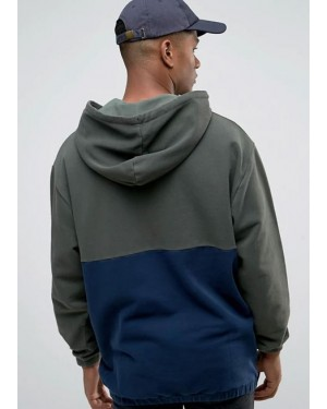 Oversized-Longline-Hoodie-With-Cut-&-Sew-Woven-Pocket-TS-1415-21-(1)