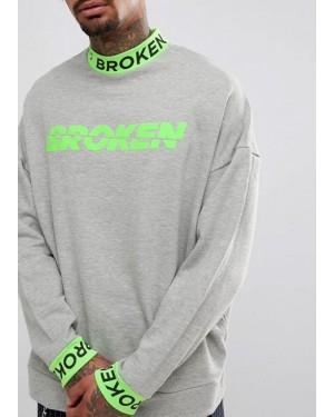 Oversized-Wholesale-Custom-Sweatshirt-With-Contrast-Collar-&-Cuff-TS-1203-20-(1)