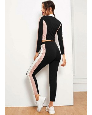 Women-Zipper-Cropped-Jacket-Tracksuit-Manufacturer-and-Suppliers-TS-1092-20-(1)