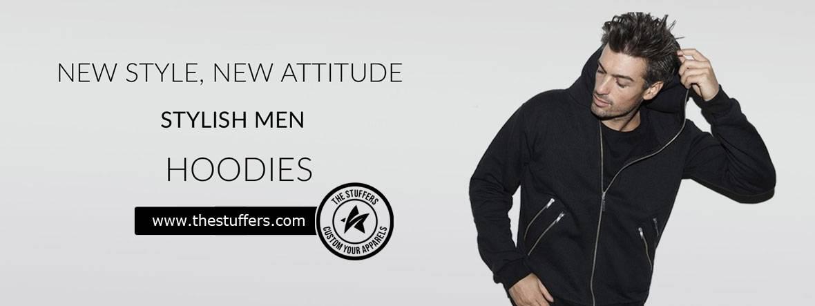 Custom Your Brand Hoodies